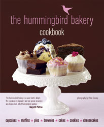 The Hummingbird Bakery Cookbook, Tarek Malouf
